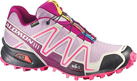 Salomon SPEEDCROSS 3 Gore Tex W Chaussures running femme Trail