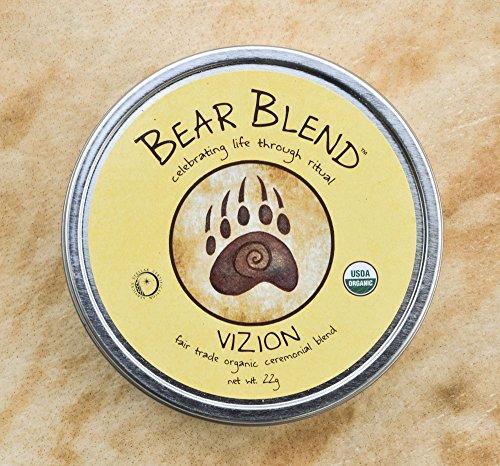 Bear Blend Vizion Organic Smoke (Smoke Herb)