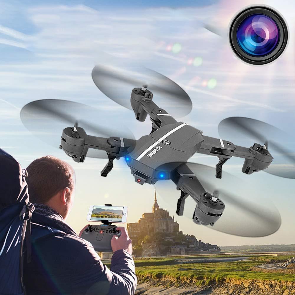 REDWALL Drone Equipado con Cámara De Alta Definición, Mini Drone ...