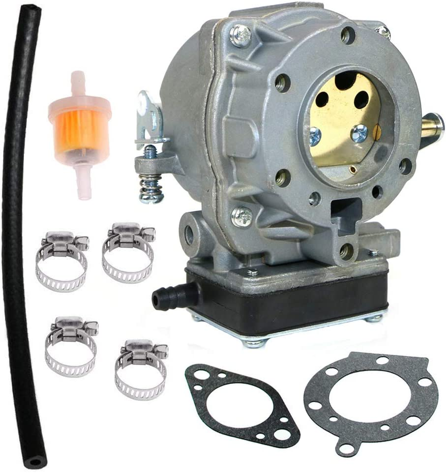 Fuerdi 693480 Carburetor for Briggs & Stratton 499306 495181 495026 491429 carb with Gasket kit