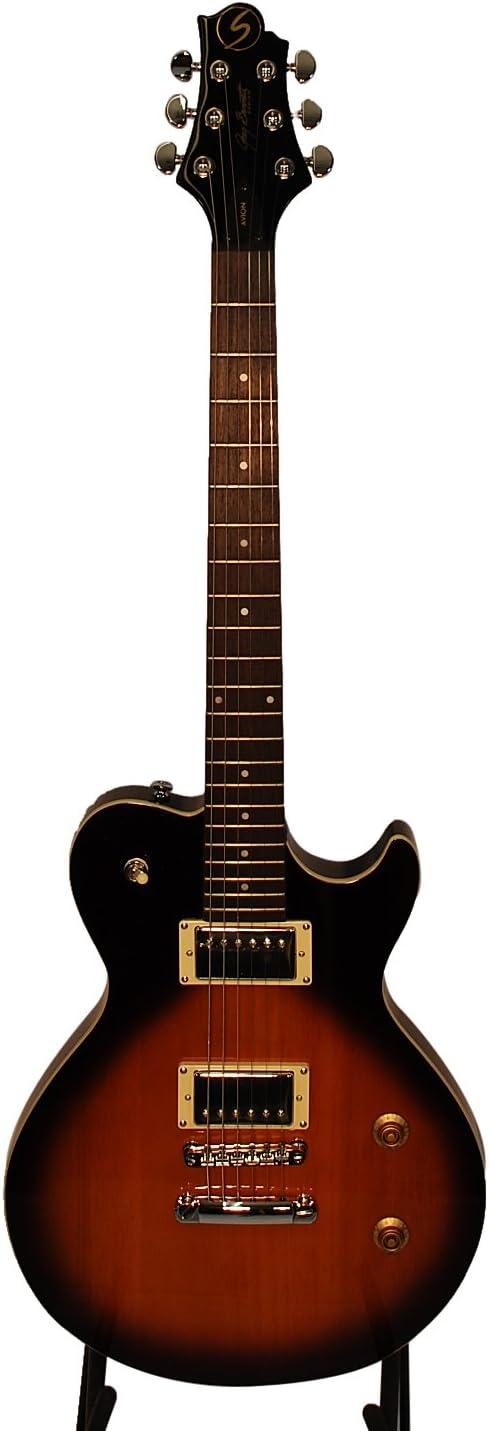 Greg Bennett Avion AV 1 – Guitarra eléctrica, color vintage ...