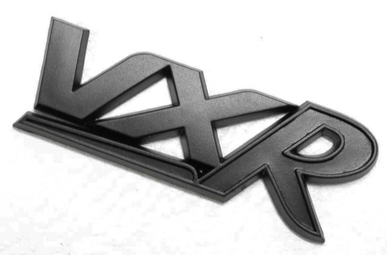VXR Badge Black Corsa D Astra Boot Tailgate VXR Non Chrome