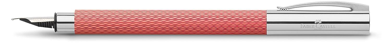 /Penna stilografica Ambition OP Art fenicottero rosa Faber-Castell 149630/
