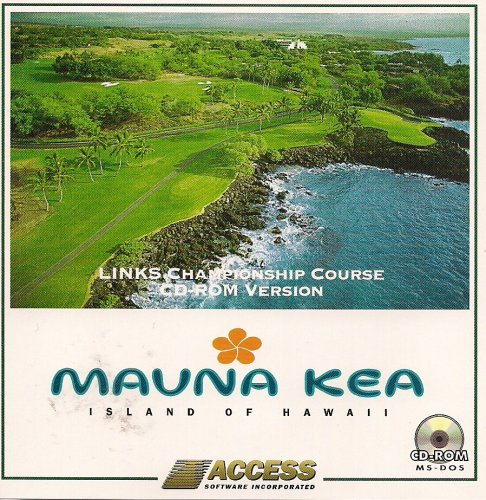 Links Championship Course Mauna Kea CD-ROM Version (Mauna Kea Golf Course)