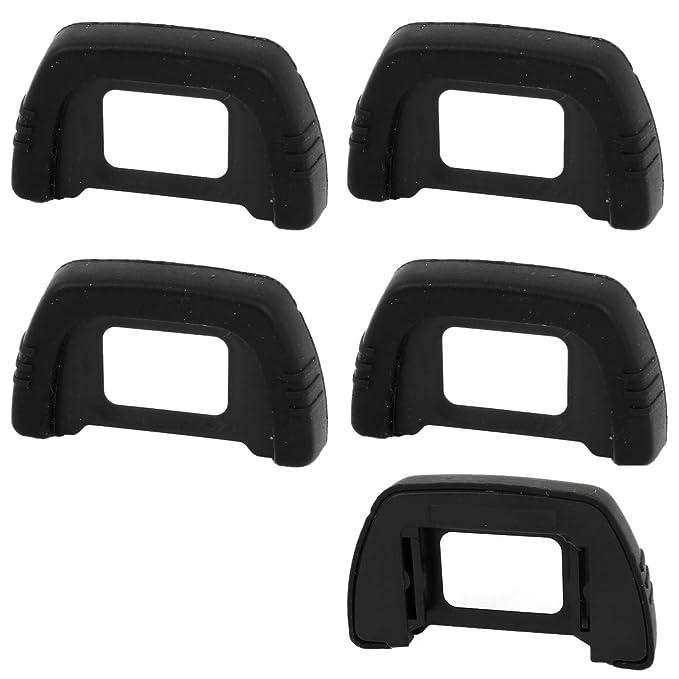 visor ocular para camara - SODIAL(R) 5 piezas DK-21 taza de visor ...