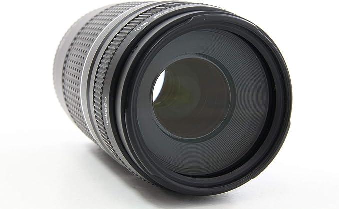 Canon Objektiv Ef 75 300mm F 4 5 6 Iii Teleobjektiv F R Spiegelreflexkameras 3 Teiliges Filterset