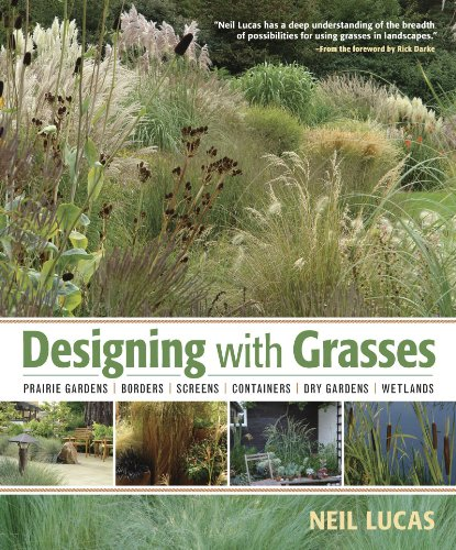 designing with grasses neil lucas 8601404622465 amazoncom books - Garden Design Using Grasses