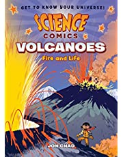 Volcanoes: Fire and Life (Science Comics)