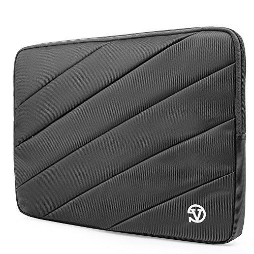 Travel Messenger Bag Sleeve 11.6 Inch, 12.5 Inch, 13.3 Inch for HP Pavilion, Lenovo IdeaPad, Thinkpad, Toshiba Satellite Click 2 Pro Series, Chromebook 2, Portégé Z Series, Fujitsu Stylistic,