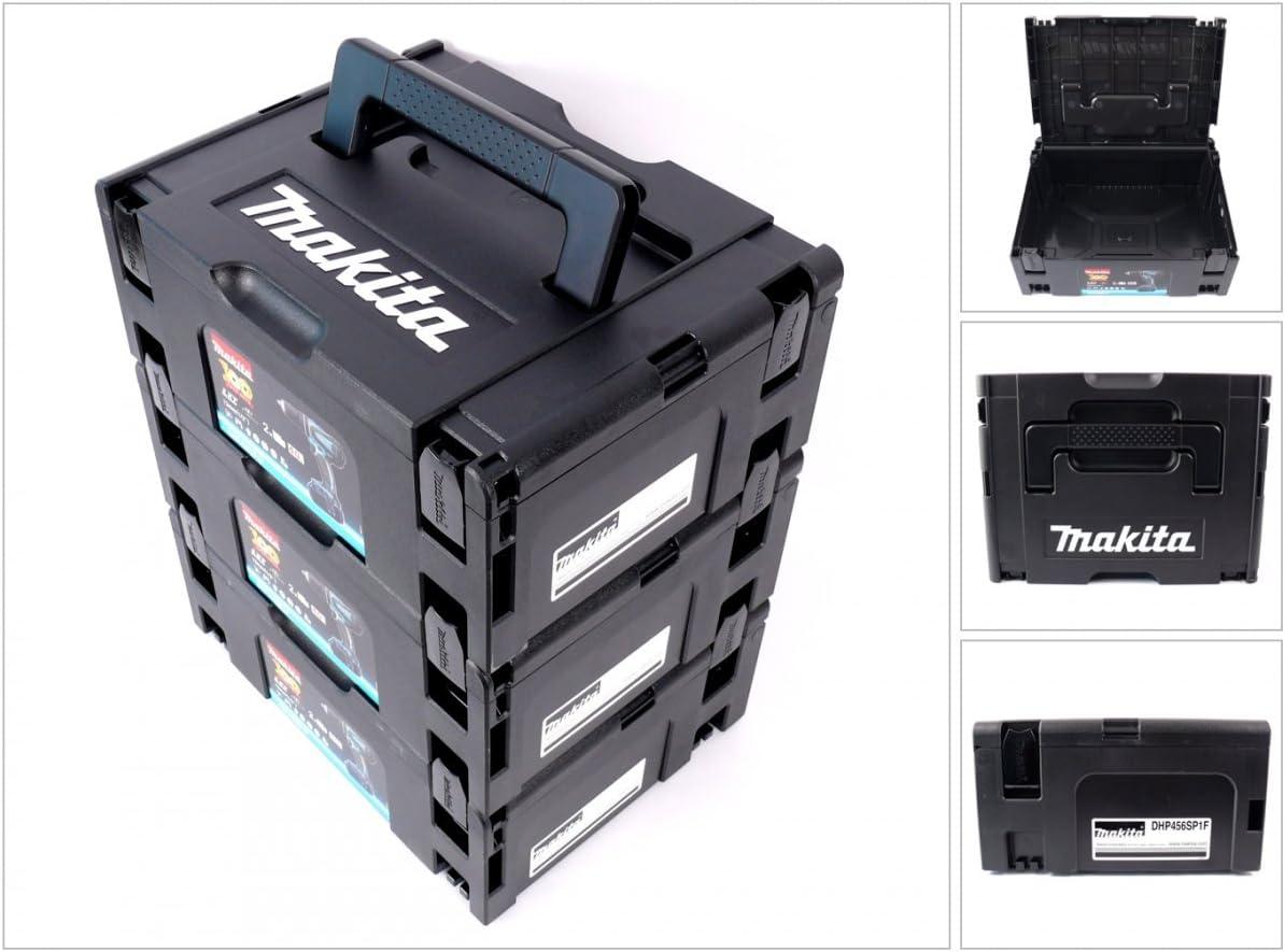 Makita MAKPAC Gr, 2 transportín y caja: Amazon.es: Electrónica