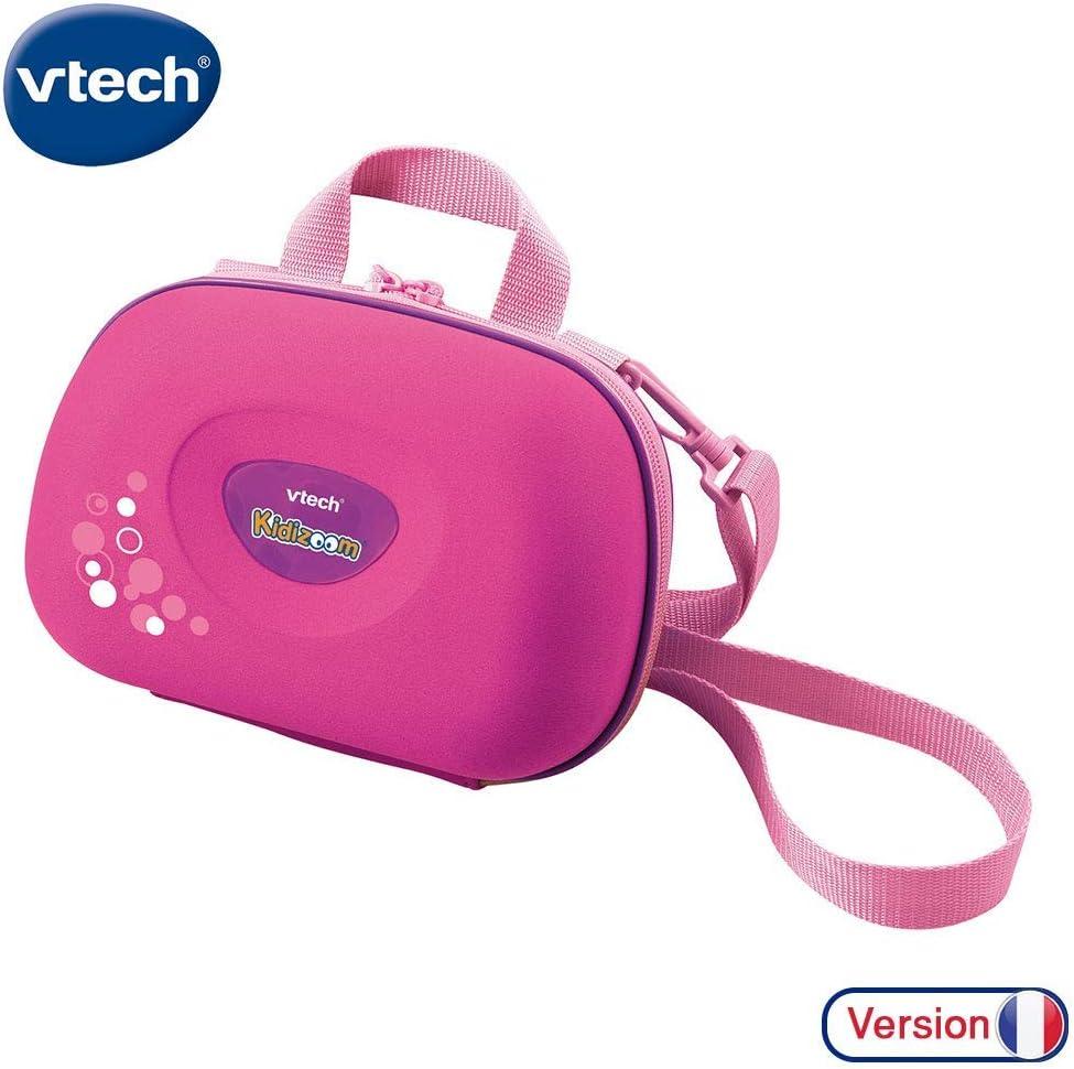 VTech-80-201853 Funda para cámara, Color Rosa (3480-201853)