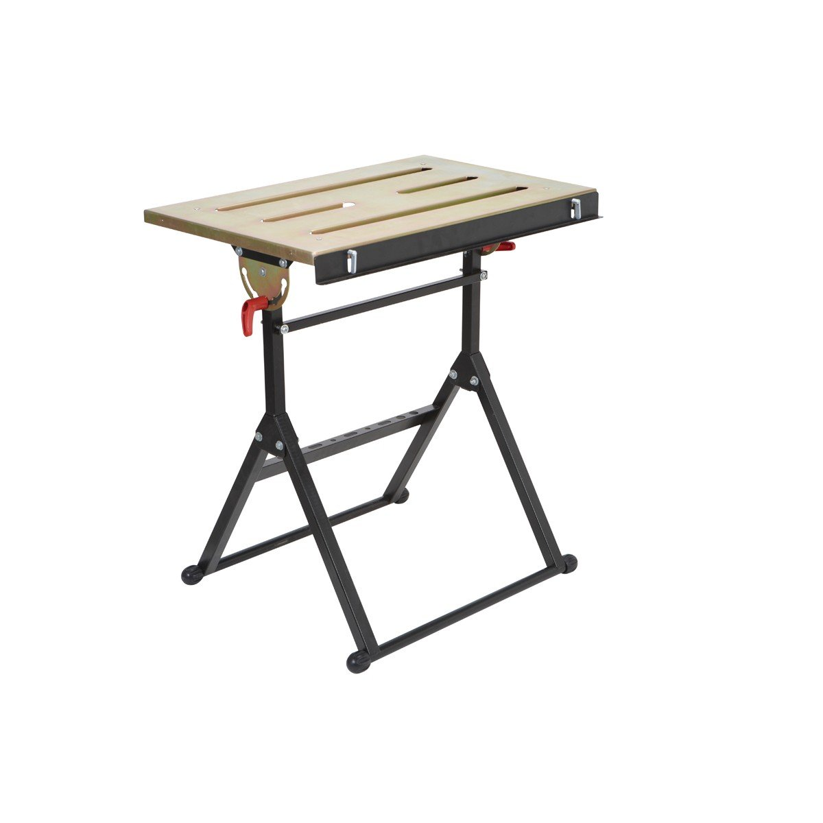 Chicago Electric Adjustable Steel Welding Tables