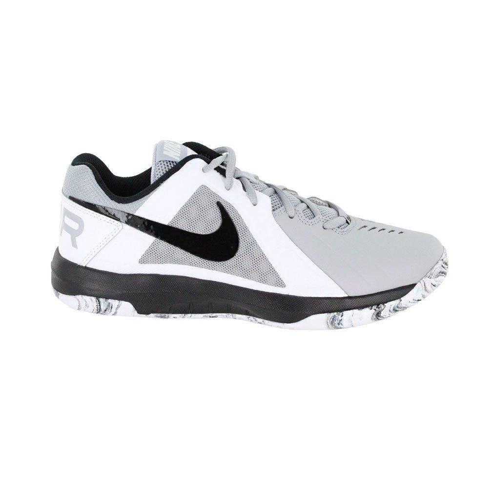 4b2cfdc69c5e Galleon - Nike Men s Air Maven Low Basketball Shoe Wolf Grey Black Pure  Platinum Size 11 M US