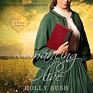 Romancing Olive Audiobook