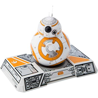 Sphero R001 BB-8 App-Enabled Droid with Trainer: Toys & Games