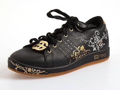 Sneaker Skaterschuhe Schuhe Red marc by ecko Sportschuhe OXiPkZuwT