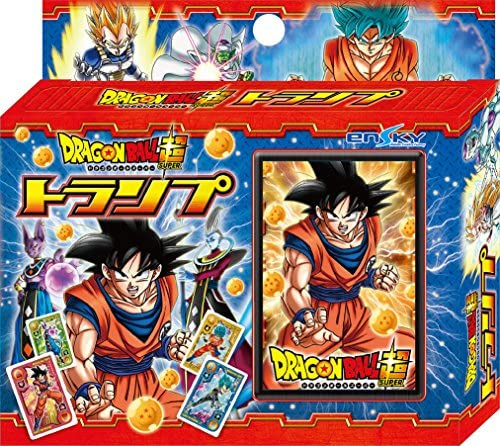 Dragon Ball Super Baraja de Cartas Poker [Importación Japonesa]: Amazon.es: Juguetes y juegos