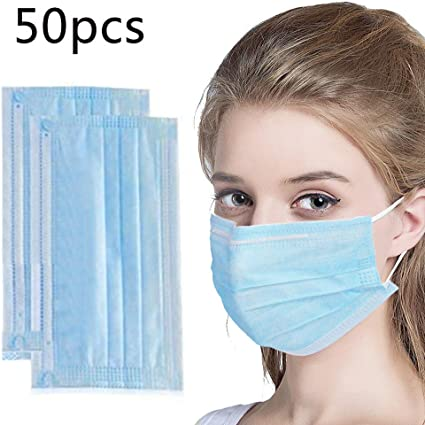 adult disposable face mask