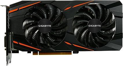 Gigabyte Radeon Rx 480 G1 Gaming 8GB GDDR5 Graphics Card (GV-RX480G1 GAMING-8GD)