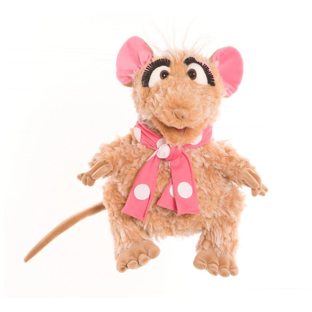 Living Puppets W517 Handpuppe Maus Elfriede 30 cm Tiere