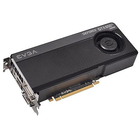 EVGA GeForce GTX 650 Ti Boost 2GB - Tarjeta gráfica: Amazon ...