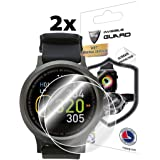 IPG for GolfBuddy WTX Smart Golf GPS Smartwatch Screen Protector (2 Units) Invisible Ultra HD Clear Film Anti Scratch Skin Gu