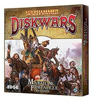 Warhammer Diskwars Juego De Mesa Edge Entertainment Edgwhd02