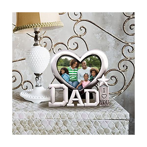 Fathers Day Gift From Daughter Or Son I Love You Dad Picture Frame Best Under 20 Dollars Great For Birthday