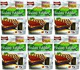 Nylabone Chick/Roast Beef Healthy Edibles Reg 6 x 12pk