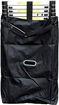 Bolsa de transporte telescópica 600D Oxford para escalera de ropa, funda protectora para el polvo, bolso de hombro o mochila: Amazon.es: Bricolaje y herramientas