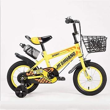 Bicicleta para Niños, Bicicleta Infantil, Bicicleta niño con ...