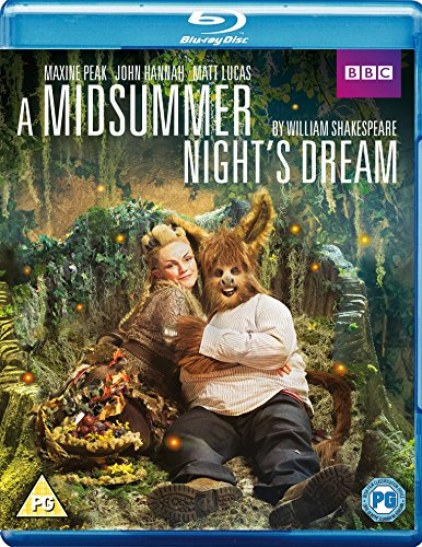 A Midsummer Night's Dream [Blu-ray]
