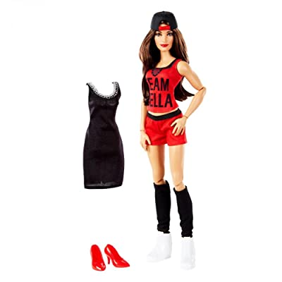 WWE Superstars Nikki Bella Fashion Doll: Toys & Games