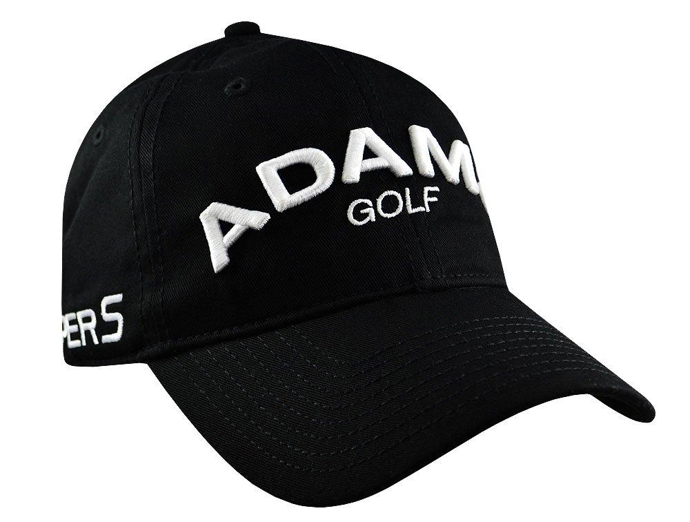 Adams Golf Super S Adjustable Cap (Black 9f52a9be76f
