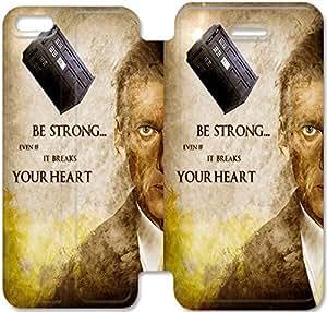 MÉDICO QUE TARDIS Encargo Tirón Caja funda Para iPhone 5c funda , iPhone 5c Case - KHOOOFOFA0177