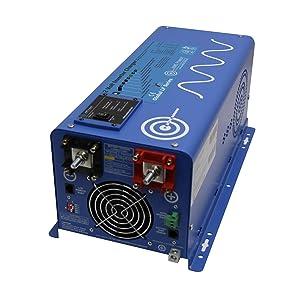 AIMS PICOGLF30W12V120VR 3000 Watt Pure Sine Inverter
