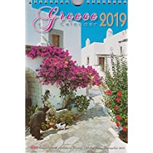 Greek Wall Calendar 2019: Greece
