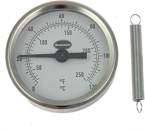 Clip Auf Rohr Thermometer Heißes Wasser Rohr Thermometer Baumarkt
