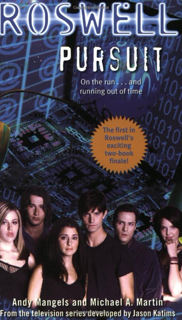Read Online Pursuit (Roswell) pdf epub