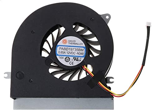 N292 New for MSI MS-1781 MS-1782 GT72 GT72S GT72VR CPU Fan PABD19735BM 12VDC