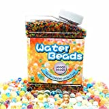 Toys : Aweoods Water Beads Rainbow Mix (45,000 Beads), Water Growing Balls For Kids Tactile Sensory Toys, Vase Filler, Plants Decoration