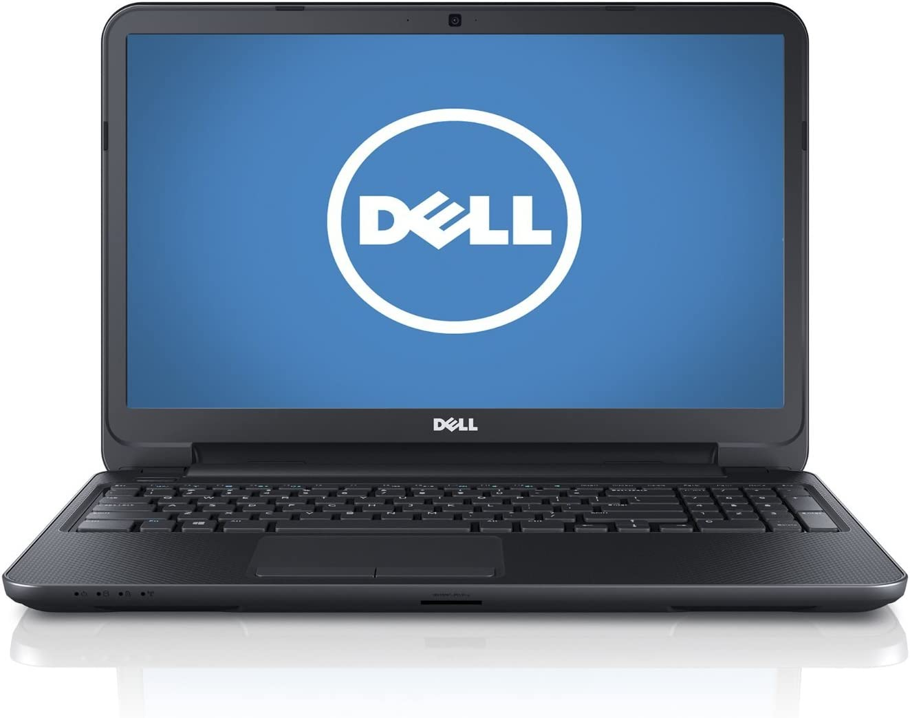 Dell Inspiron 15 i15RV-1434BLK 15.6-Inch Laptop (Black)