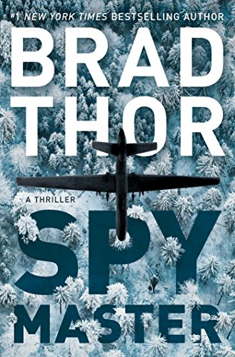Spymaster: A Thriller (The Scot Harvath Series Book 18) cover