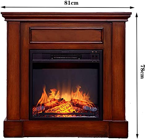 ZXvbyuff Electric Fireplace Heater