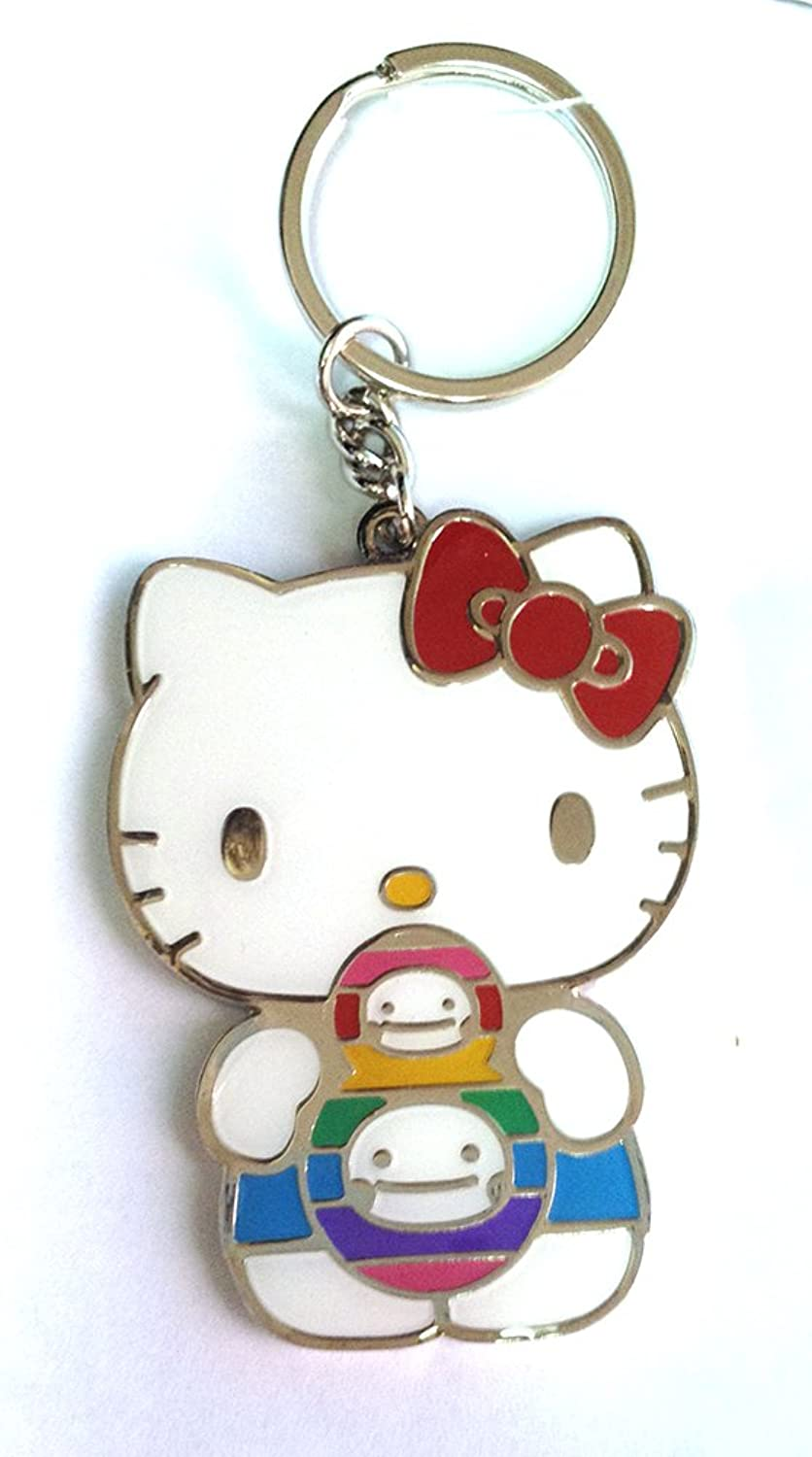 Hello Kitty X Friendswithyou Collaborate to Make Wishes Come True Keychain : Hold Me