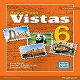 Activeteach Vistas: Social Studies Book by Pearson for CBSE Class 6
