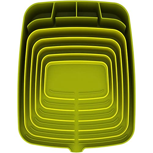 Joseph Joseph Arena Green Dish Drainer