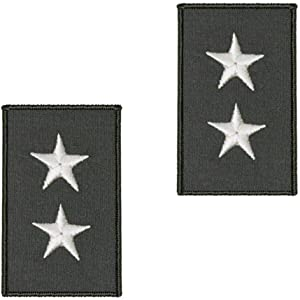 Genuine U.S. Navy Embroidered Rank: Two-Star Rear Admiral Upper - Flight Suit