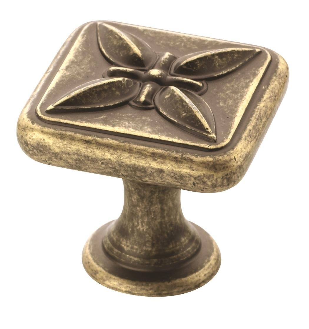 Oil Rubbed Bronze BP27009ORB Amerock BP27009-ORB Sundara Knob 1-1//8-Inch Diameter