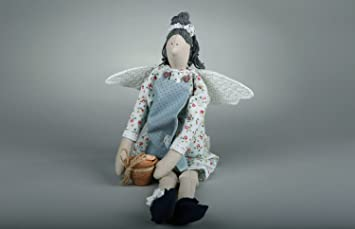 Amazon.com  Tilda Doll  quot Angel Of Home Coziness quot   Toys   Games 0df3c2af776